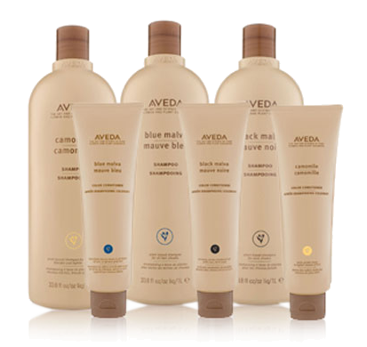 Aveda pure plant @ IINN Sustainable Beauty