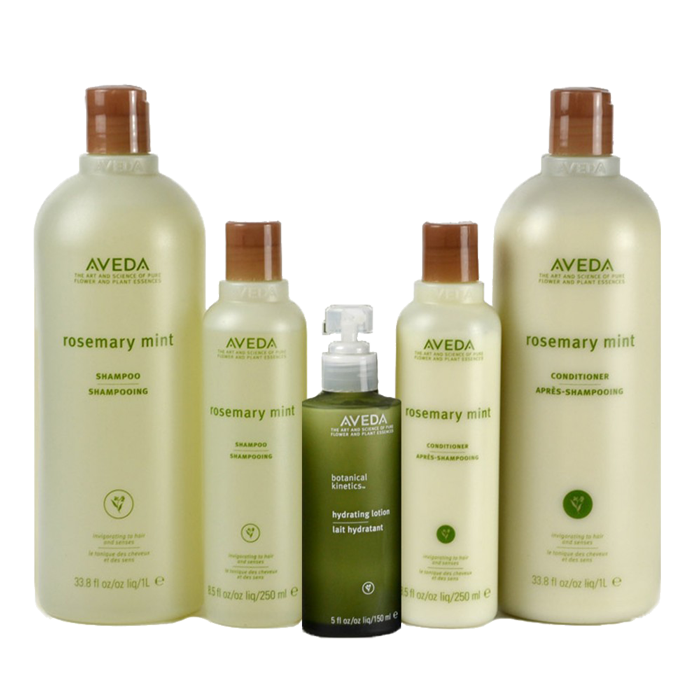 Aveda rosemary mint @ IINN Sustainable Beauty