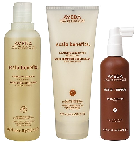 Aveda scalp benefits™ @ IINN Sustainable Beauty