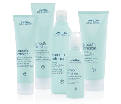 Aveda smooth infusion™ @ IINN Sustainable Beauty