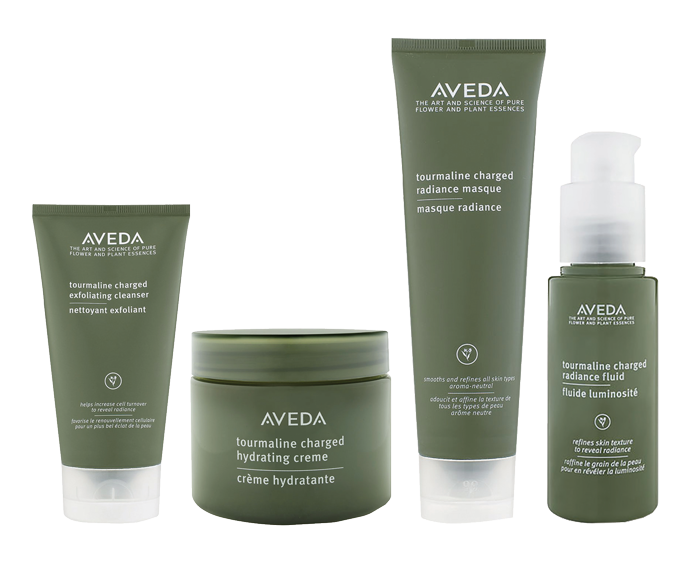 Aveda tourmaline @ IINN Sustainable Beauty