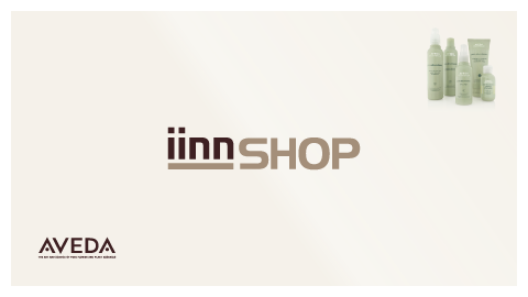 iinn shop sustainable hair & beauty