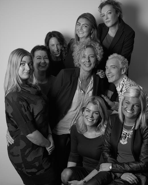 iinn sustainable beauty amsterdam team