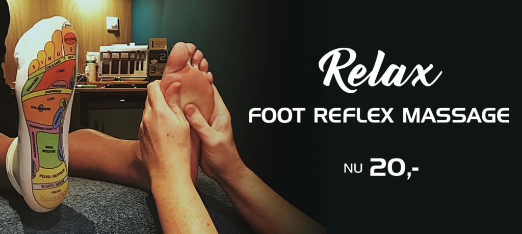 iinn foot reflex massage