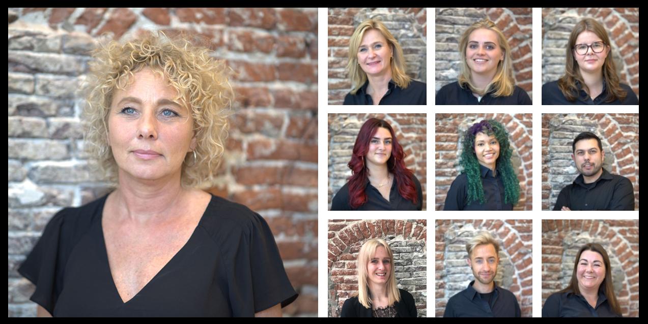 iinn — sustainable beauty iinn person: Belinda & Team iinn