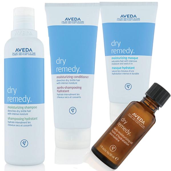 Aveda dry remedy™ @ IINN Sustainable Beauty
