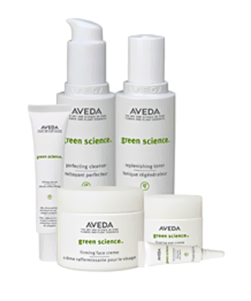 Aveda green science™ @ IINN Sustainable Beauty