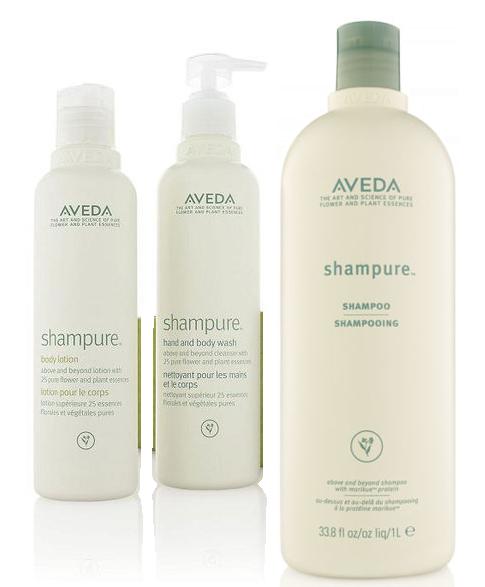 Aveda shampure™ @ IINN Sustainable Beauty
