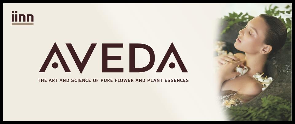 iinn sustainable beauty aveda flagship store