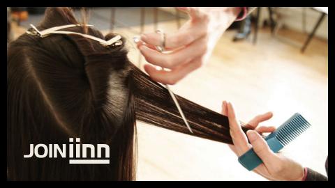 join iinn sustainable beauty & hair careers